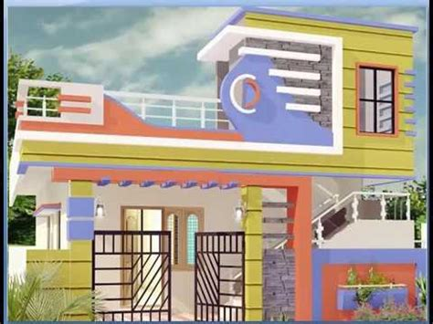 house designs front elevations modern house front elevations 1 youtube