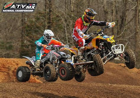 2015 ama motocross schedule 2015 mtn dew atv motocross national chionship schedule