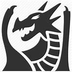 Icon Dragon Monster Fantasy Boss Icons Powerful
