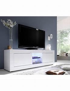 Tv Möbel Weiß : tv m bel bianco ~ Buech-reservation.com Haus und Dekorationen