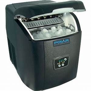 Polar 10kg Manual Fill Counter Top Ice Maker - Ice Machines