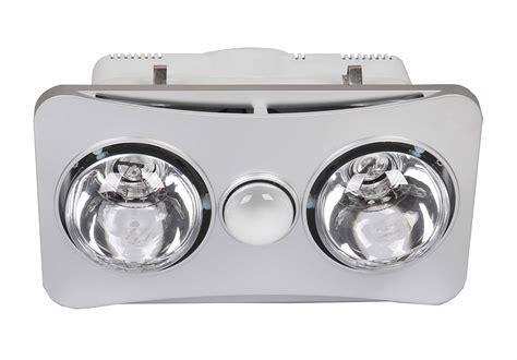 Bathroom Heat And Light by Ardene Duo Bathroom Heater Light Exhaust Fan 3 In 1 Silver