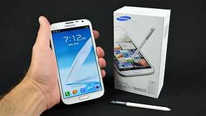 Samsung Galaxy Note Ii  Unboxing  U0026 Review