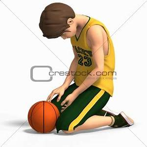 Image 1266202: young man in basketball clothes from ...