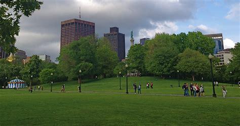 Boston Common - Landscape NotesLandscape Notes