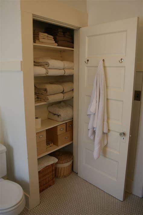 lover  linen closet