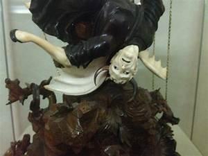 Michael Archangel and Lucifer — Jesse Waugh