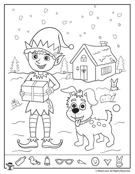 christmas hidden pictures for kids 2019 tipss und vorlagen