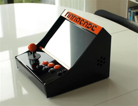 nanocade mini arcade cabinet gadgetsin