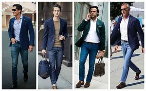 Blazer with Jeans - The Best Combinations to Wear