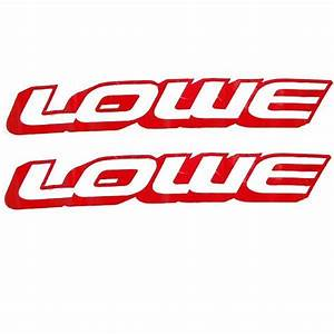 lowe boat decals pair decal ebay With kitchen cabinets lowes with decal vs sticker