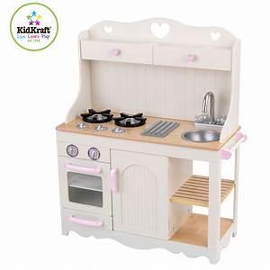Kinderkuche holz von kidkraft kuchen gunstig kaufen bei for Kidkraft spielküche
