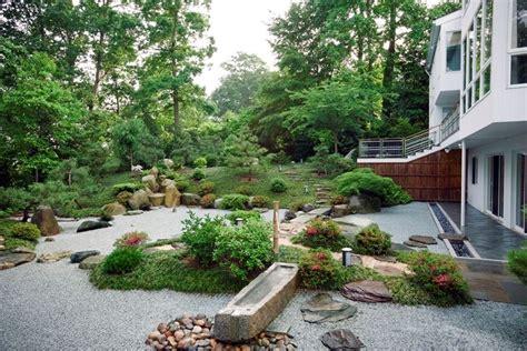 giardini con ghiaia ghiaia progettazione giardini ghiaia per