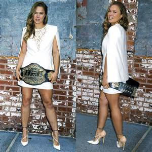 gold stud 12 times ronda rousey knocked us out on the carpet