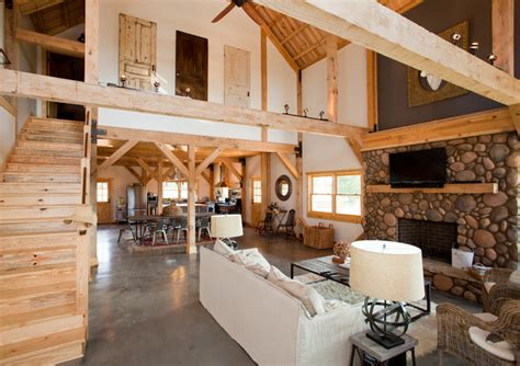 house with loft pole barn plans loft living space studio design