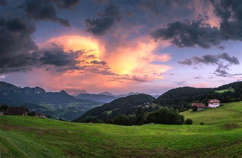images landscape nature cloud sky sunrise