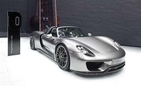 Porsche 918 Wikipedia