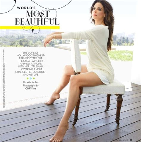 Sandra Bullock Is Dating Photographer Bryan Randall: Her Low Carb Diet And Workout Tips