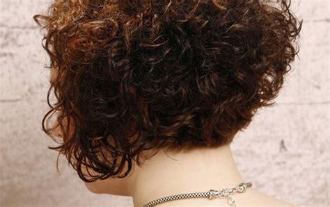 short curly formal hairstyle dark brunette auburn hair