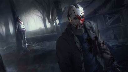 Horror Multiplayer Games Pc Friday 13th