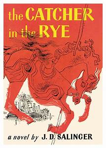 CATCHER IN THE RYE by J.D. Salinger. | Read Bitches Read.