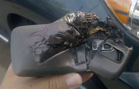 samsung phones blowing up busting the myth yes cell phones can explode android