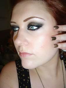 Maquillage Soirée Yeux Marrons : maquillage soir e yeux bleus deux temps trois mouvements ~ Melissatoandfro.com Idées de Décoration