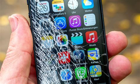 iphone broken screen how to repair a iphone screen technobezz