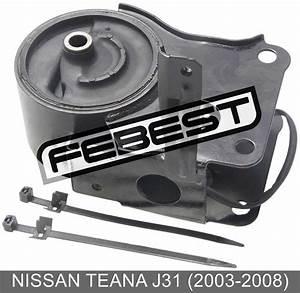 Rear Engine Mount  Hydro  For Nissan Teana J31  2003
