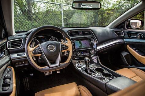 nissan maxima interior design luxury cars nissan