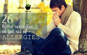 26 Proven Home Remedies to Get Rid of Allergies  Allergy Rid