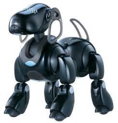 Artificial Intelligence Aibo Robot Dog