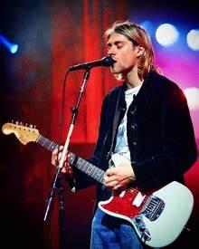 Kurt Cobain - Wikipedia  Kurt