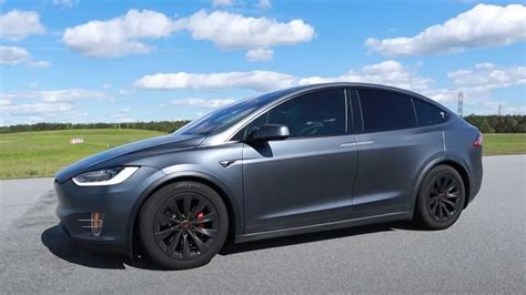 Tesla Model X Cheetah torture test: How many launches can ...