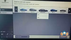Porsche Piwis Tester Ii