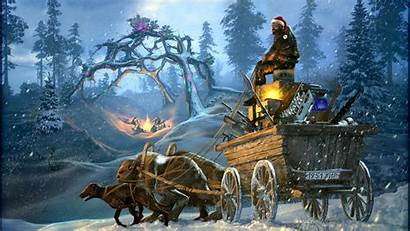 Christmas Desktop Background Widescreen Wallpapersafari