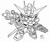 Gundam Coloring Sd Wing Lineart Chibi Sketch Drawings Printable Strike Colouring Sheets Tattoo Hobbies Crafts Pieces Version Character Sheet Festival sketch template