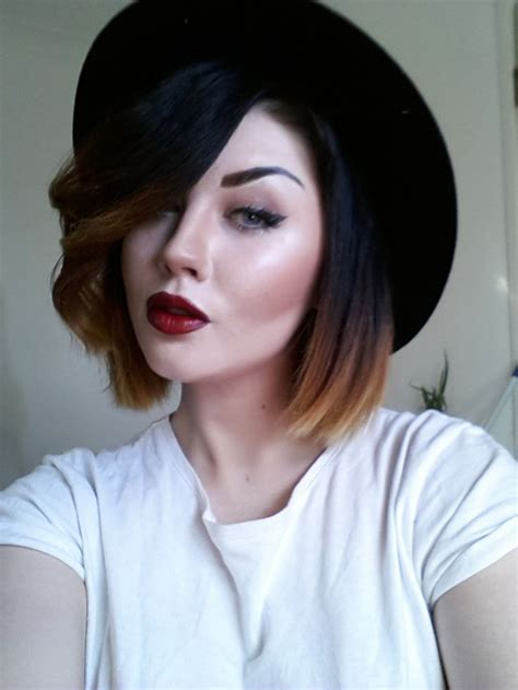 Short Ombre Hair