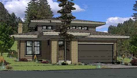 special small prairie style house plans house style design