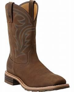 Ariat Men's Waterproof Hybrid Rancher Boots Boot Barn