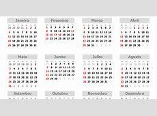 Cosas en PNG Calendario 2015 para Brasil