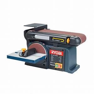 BELT & DISC SANDER 100X914MM 150MM 370W BDS-460