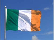 Große Irland Flagge 150 x 250 cm FlaggenPlatzde