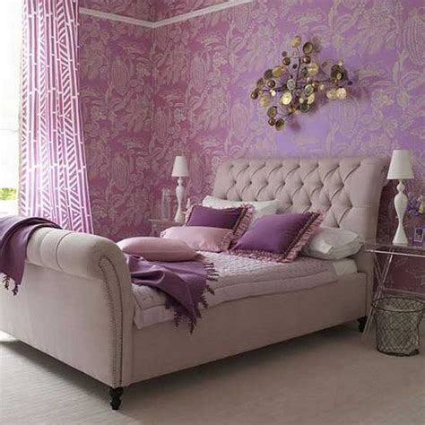 purple walls bedroom how to decorate a bedroom with purple walls 13020
