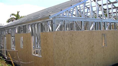 plain pied 4 chambres maison ossature metallique top maison
