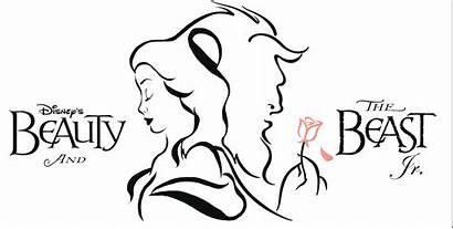 Disney Beast Beauty Clipart Villans Drawings Tattoos