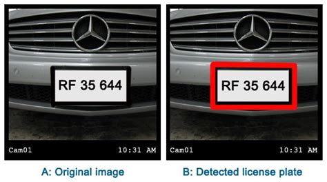 License Plate Recognition Source Code C#