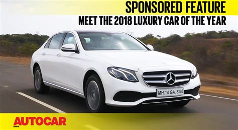 Sponsored Feature Why The Mercedes Eclass Is The 2018