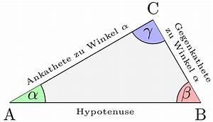 K Alpha Linie Berechnen : rechtwinkliges dreieck wikipedia ~ Themetempest.com Abrechnung