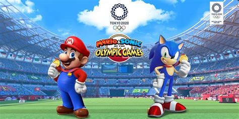mario sonic olympic games tokyo release